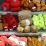 Jimmy Beans Wool Bulky Mystery Yarn Grab Bags Yarn - Oranges, Yellows