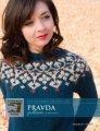 Juniper Moon Farm The October Collection Patterns - Pravda Pullover