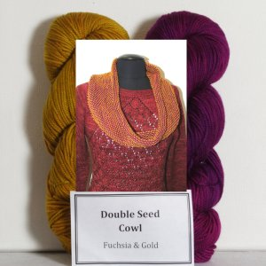 Double Seed Cowl