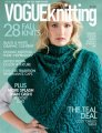 Vogue Knitting International Magazine  - '15 Fall