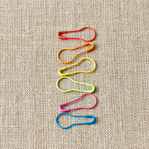 cocoknits Maker's Keep Accessories - Colorful Opening Stitch Markers