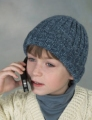Plymouth Encore Worsted Ribbed Hat Kit