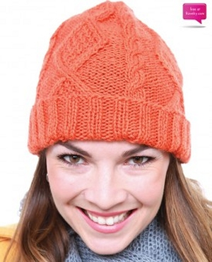 Be Sweet Yarns Simply Sweet Satisfaction Golden Coast Hat Kit - Hats and Gloves
