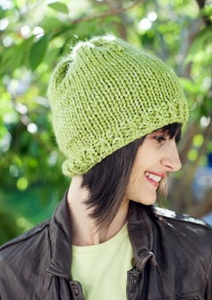 Be Sweet Whipped Cream/ Bamboo Keystone Hat Kit - Hats and Gloves