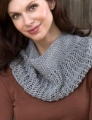 Red Heart Soft Solid Charming Cowl Kit