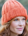 Red Heart With Love Easy-Fit Ribbed Hat Kit