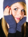 Kits Zealana Air Luxuria Light As Air Fingerless Gloves Kits