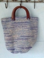 Classic Elite Yarns Bella Lino Crochet Bag Kit
