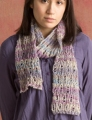 Classic Elite Bella Lino Drop Stitch Scarf Kit