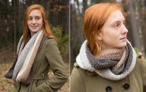 Classic Elite Chalet Coors Cowl Kit - Scarf and Shawls