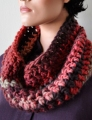 Crystal Palace Yarns Chunky Mochi Super Quick and Easy Crochet Cowl