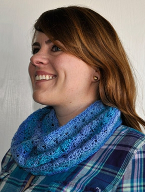 Crystal Palace Yarns Danube Dk Shell Cowl Kit - Crochet for Adults