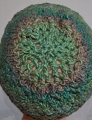 Crystal Palace Yarns Danube Bulky Knotted Lace Hat
