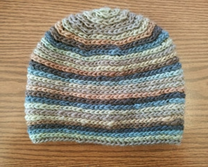 Crystal Palace Yarns Mochi Plus Coiled Hat Kit - Crochet for Adults