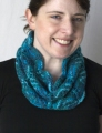 Cascade Yarns 128 Superwash Multis Chevron and Feather Cowl Kit