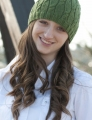Cascade Yarns 220 Superwash Aran Knotted Rib Hat Kit