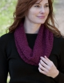 Cascade Yarns Highland Duo Cell Stitch Cowl