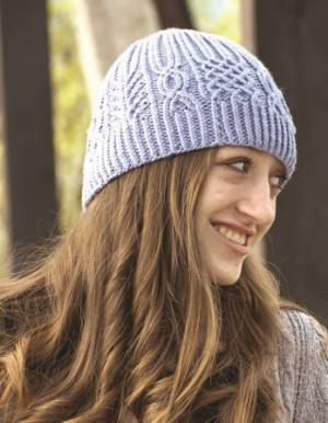 Cascade Yarns Longwood Bavarian Twisted Hat Kit - Hats and Gloves