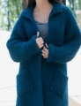 Cascade Yarns Magnum Swing Coat Kit