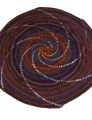 Cascade Yarns Pacific Color Wave Twirling Colors Baby Blanket Kit