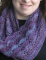 Cascade Yarns Pacific Color Wave Lacy Scallops Cowl Kit