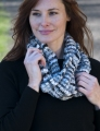 Cascade Yarns Pluscious Yours Infinity Scarf  Kit