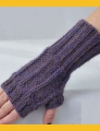 Cascade Yarns Pure Alpaca Slip Rib Fingerless Gloves Kit
