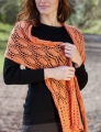 Cascade Yarns Sunseeker Eloquence Shawl Kit