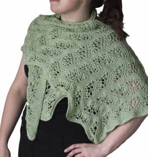 Cascade Yarns Sunseeker Summer Waves Wrap Kit - Scarf and Shawls