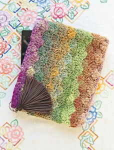 Noro Kureyon Devine Device Cover Kit - Crochet for Home