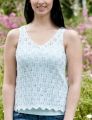 Cascade Yarns Ultra Pima Flower Bud Tank Kit