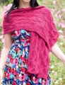 Cascade Yarns Venezia Sport Celebrate Spring Wrap Kit