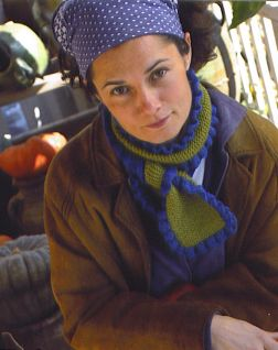 Mac & Me Patterns - 066 Shorty Ruffle Scarves Pattern