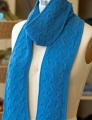 Hikoo Yarns CoBaSi Reversible Scarf Kit