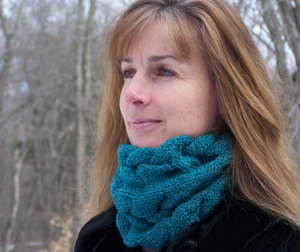 Schoppel Wolle In-Silk Snowmageddon Cowl Kit - Scarf and Shawls