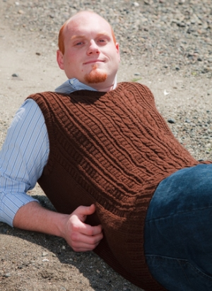 Hikoo Simplicity Men's Sweater Vest Kit - Mens Sweaters