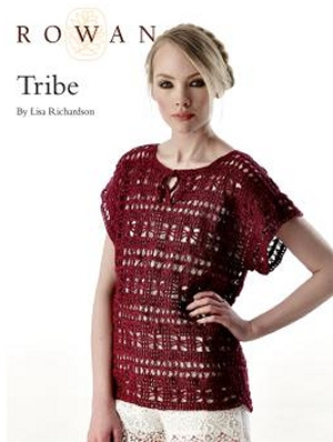 Rowan Panama Tribe Kit - Crochet for Adults