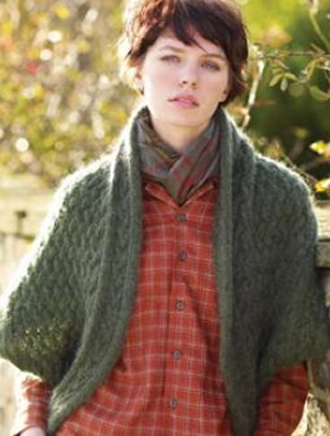 Rowan Kid Classic Laura Kit - Women's Cardigans