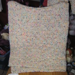 Muench Tessin Crib Blanket-Afghan Kit - Baby and Kids Accessories