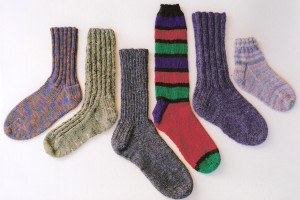 Regia Silk Color Adult Socks Kit - Socks