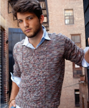 Rowan Summerspun Lower East Side Kit - Mens Sweaters