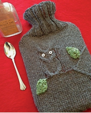 Rowan Pure Wool Worsted Dr. Owl Kit - Home Accessories