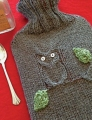 Rowan Pure Wool Worsted Dr. Owl Kit