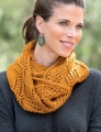 Manos Del Uruguay Silk Blend Tanner Cowl Kit