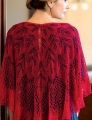 Jade Sapphire Silk/Cashmere 2 Ply Coeur d'Amour Shawl Kit