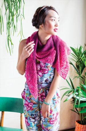 Anzula Cloud Baya Scarf Kit - Scarf and Shawls