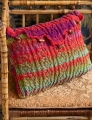 Noro Kureyon Lace Pillow Sham Kit