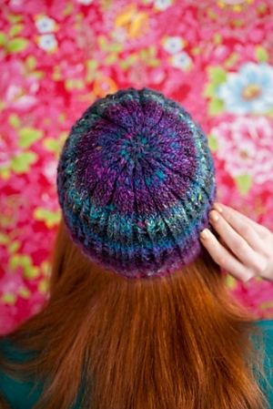 Noro Cyochin Twisted Rib Beanie Kit - Hats and Gloves
