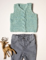 The Fibre Company Terra Mildred Vest Kit