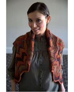 Plymouth Yarn Adult Vest Patterns - 2875 Pattern